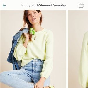 Anthropologie Emily sweater. Price is firm💥